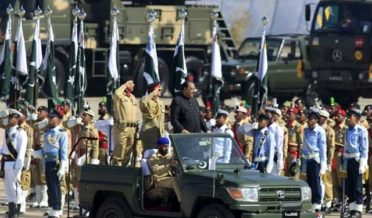 Impressive Pakistan Day parade underway in Islamabad